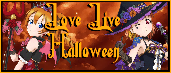 Love Live! Halloween -[STD][HD/SD]- Now w/ 100% more Aqours
