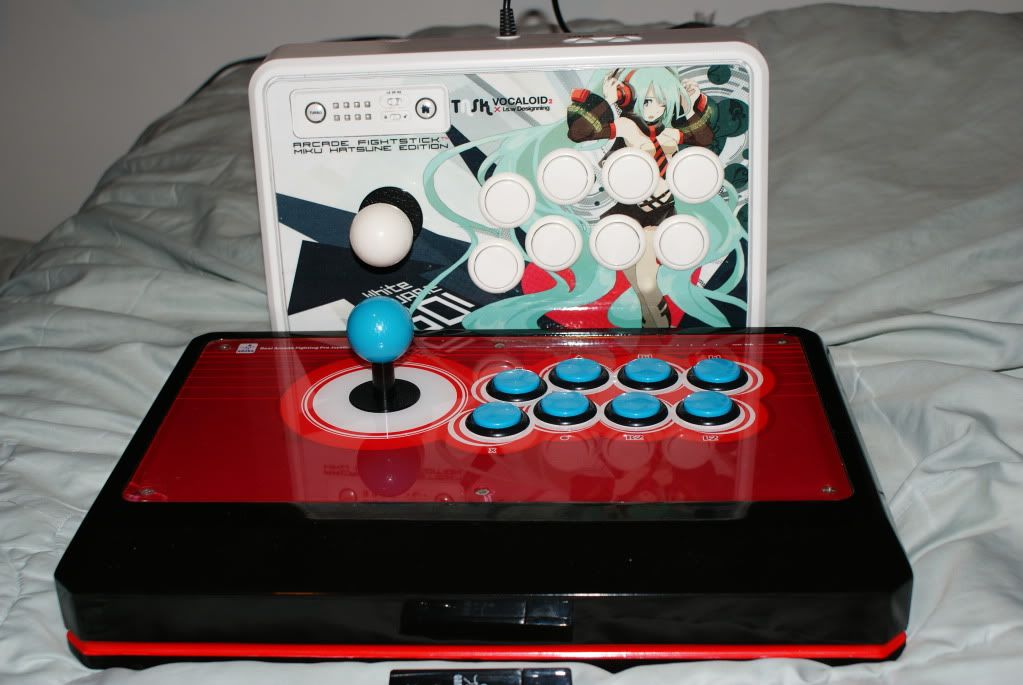 Using an arcade stick/fight stick for osu! · forums