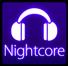 Nightcore (NC) mod icon