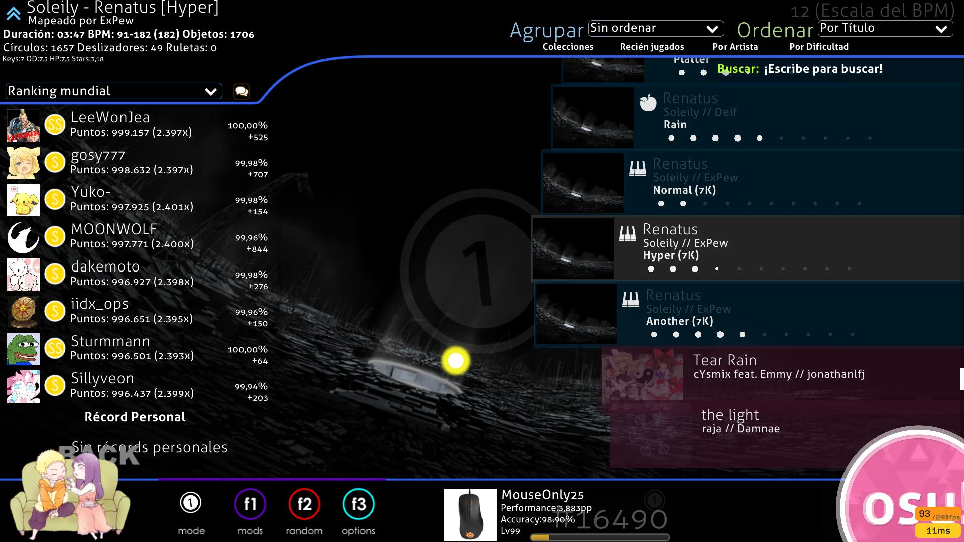 Archived] FPS between 50 and 80 · forums · community | osu!