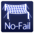 No Fail (NF) mod icon