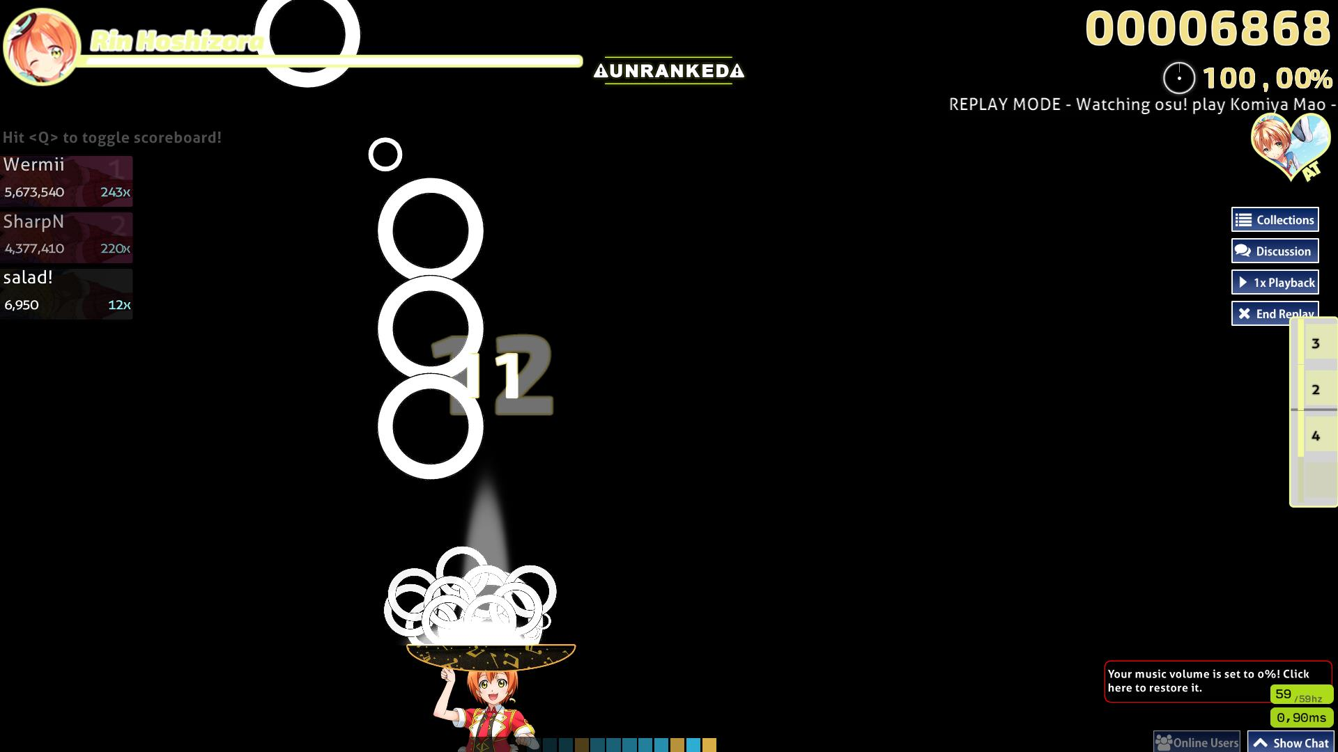Caramelldansen osu download