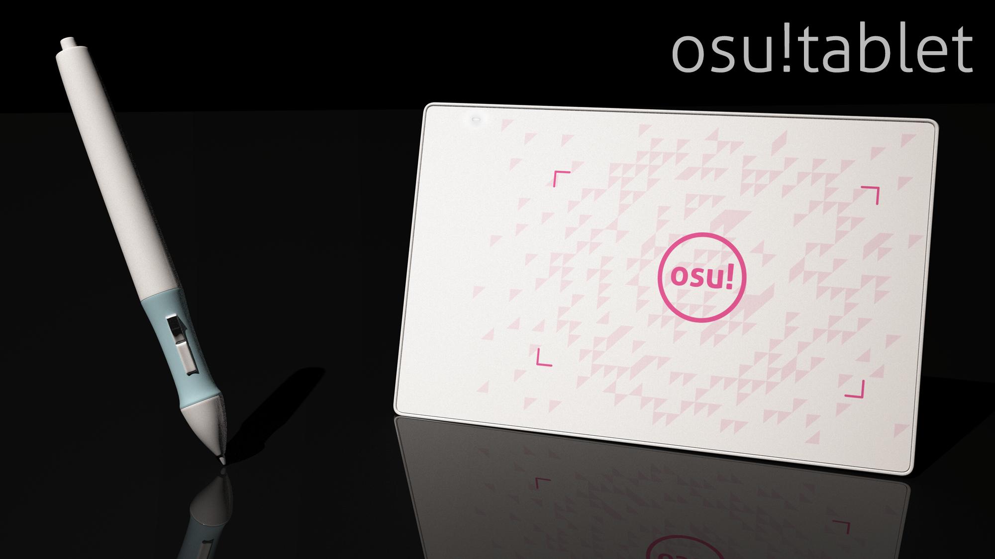Pen Tablet Driver Osu