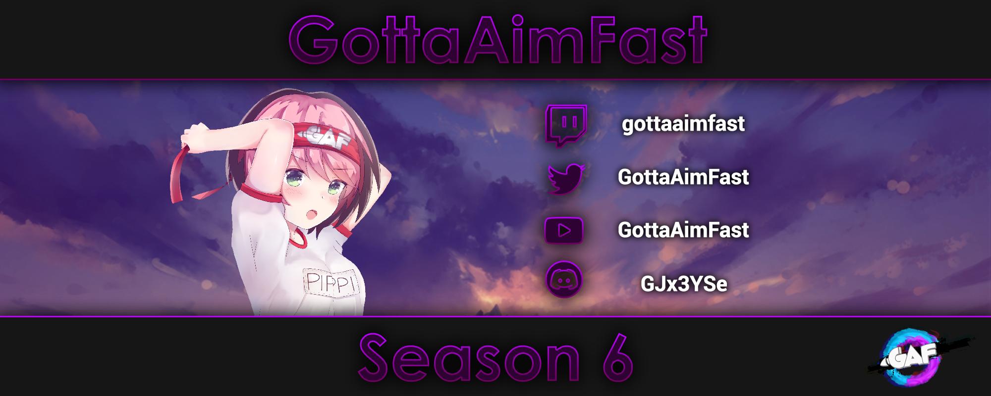 Gotta Aim Fast 4vs4 | 0-10k | STD | Season 6 | REG CLOSED · forums