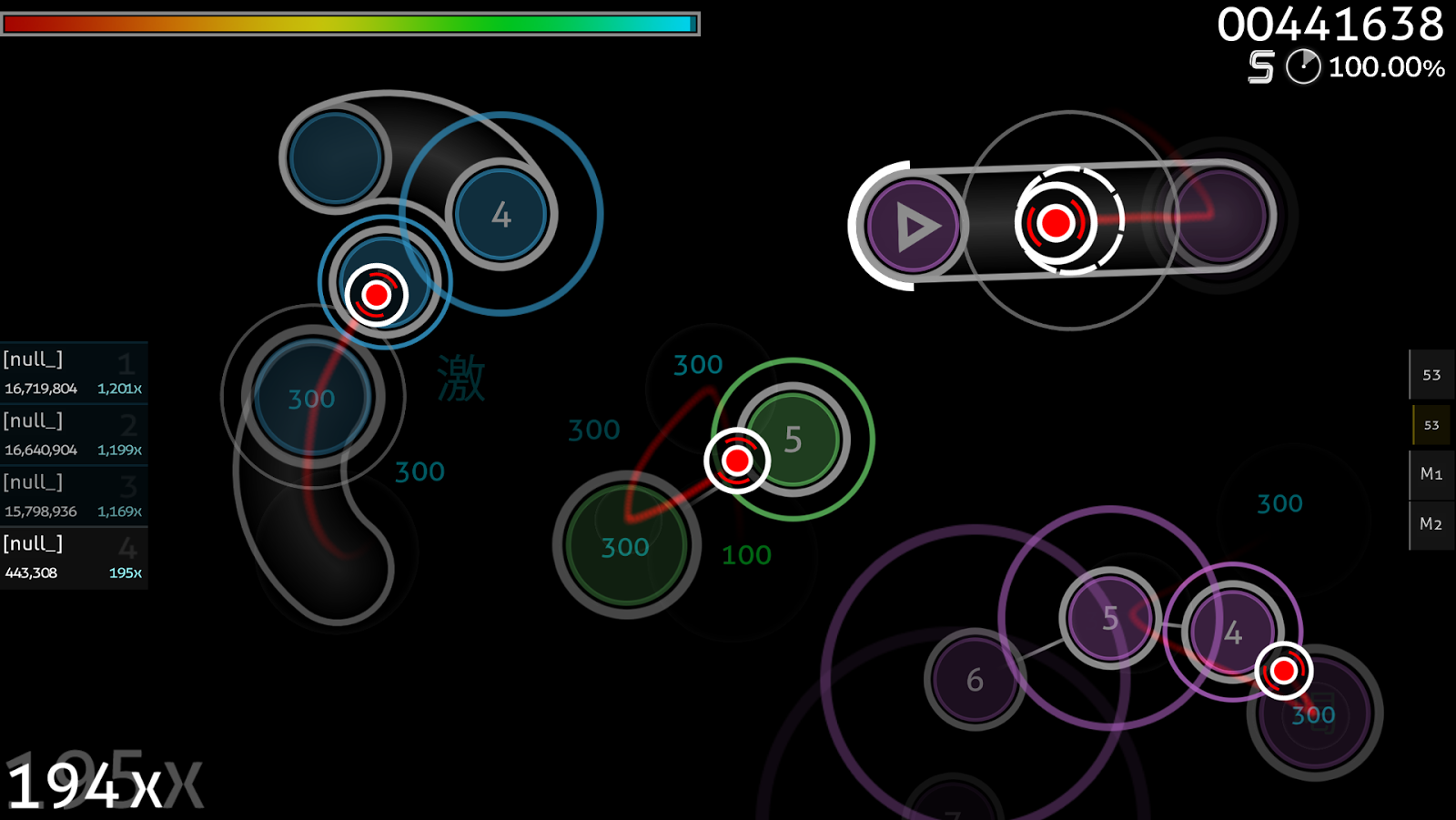 null] Clean and Colorful osu s...